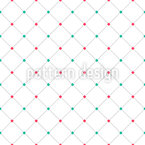 Tile Connection Seamless Vector Pattern
