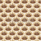 Professional Brown Seamless Vector Pattern Design