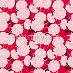 Leidenschaft für Nelken Muster Design