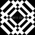 Cuadrométrico Design de padrão vetorial sem costura