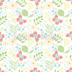 Butterfly Dream Seamless Vector Pattern Design