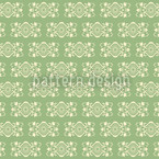 Pistachio Royal Seamless Vector Pattern Design