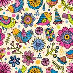Garden Fun Pattern Design