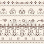 Palace Of Winds Seamless Vector Pattern Design
