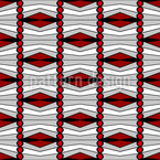 Window Blind Seamless Vector Pattern Design