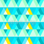 Disco Triangle Seamless Pattern