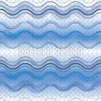 Sanfte Wellen Rapportiertes Design