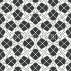 Inside A Net Seamless Vector Pattern Design
