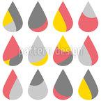 Im Regen singen Designmuster