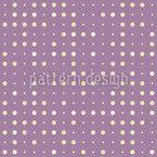 Diamanten Punkte Nahtloses Muster