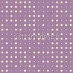 Puntos Diamantes Estampado Vectorial Sin Costura