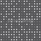Pois Brillants Motif Vectoriel Sans Couture