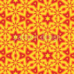 Star Glow Seamless Pattern