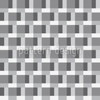Mosaic Mesh Seamless Vector Pattern Design