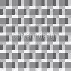 Mosaik Maschen Nahtloses Vektormuster