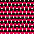 Pentagon Classic Seamless Vector Pattern Design