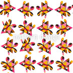 Fish Geometry Pattern Design