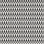 Art Deco Zig Zag Seamless Vector Pattern Design