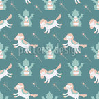 Horse and Dragon Design Pattern