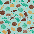 Candy Mint Design Pattern