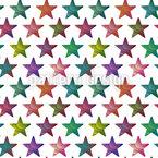 Sternen Effekte Nahtloses Vektormuster