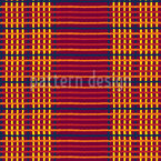Loose Weave Seamless Vector Pattern Design