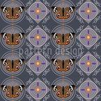 Nachtpfauenauge Muster Design