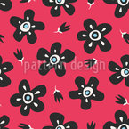Floral Life Seamless Pattern