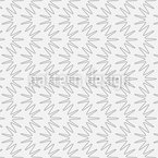 Wavy Star Stripes Vector Pattern