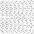 Wellenförmige Stern Streifen Nahtloses Vektormuster