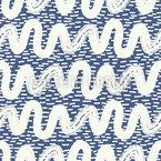 Hand gezeichnete Wellen Vektor Design