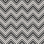 Chevron Art Deco Estampado Vectorial Sin Costura