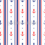 Ahoi Sailor Repeat Pattern