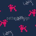 Pudel Muster Design
