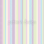 Candy Stripes Seamless Vector Pattern Design