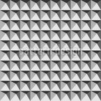 3D Pyramids Seamless Vector Pattern Design
