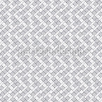 Zigzag Weave Seamless Vector Pattern Design