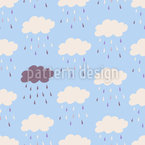 Downpour Seamless Vector Pattern Design
