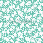 Cool Flowers Pattern Design