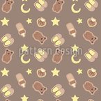Sweet Dreaming Pattern Design