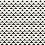 Dreieckige Berge Nahtloses Vektormuster