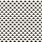 Triangle Mountains Pattern Design