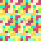 Pixels Pattern Design