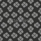 Janelas dobradas Design de padrão vetorial sem costura
