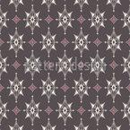 Vintage Stars Mosaic Vector Pattern