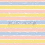 Streifen Malen Vektor Muster