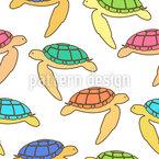 Meerschildkröte Vektor Design