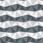 Zebra Geometry Seamless Vector Pattern Design