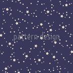 Nachthimmel Muster Design