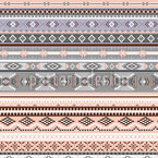 Ethnizal Seamless Vector Pattern Design